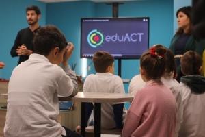 Βιογραφικό Σημείωμα eduACT